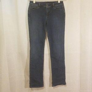 Talbots Signature Straight Jeans size 6